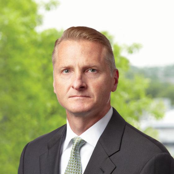 John Venhuizen President & CEO