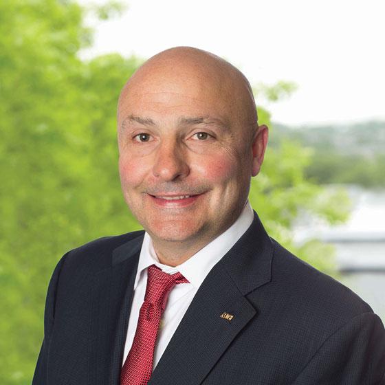 Brett Stephenson - Chairman