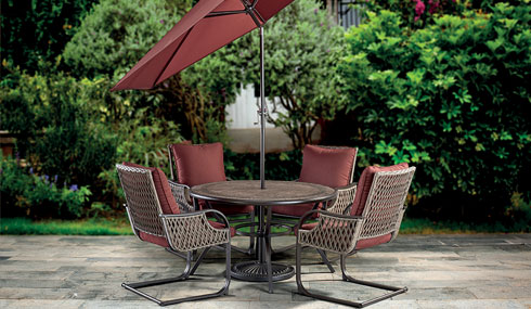 Patio Furniture - Ace Hardware on Living Accents Patio id=98472