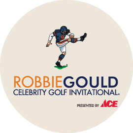 Robbie Gould Celebrity Gold Invitational