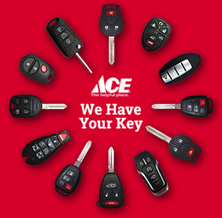 Ace The Helpful Place - We Have Your Key