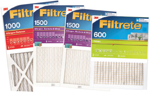 Filtrete air filters