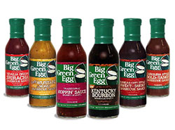 EGG Sauces & Seasonings
