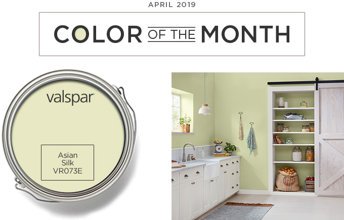 Color of the Month - April 2019 - Asian Silk