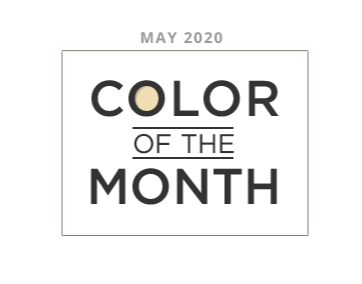 Color of the Month may 2020