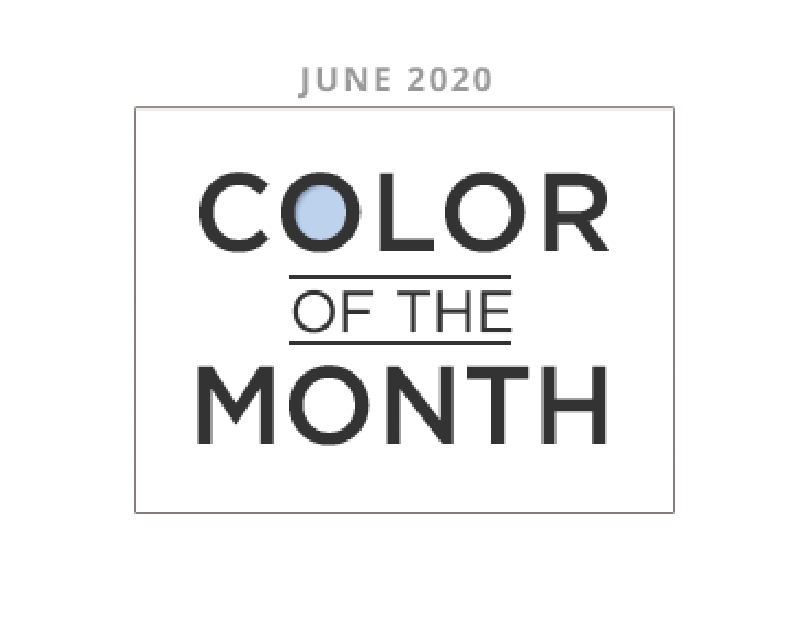 Color of the Month june 2020