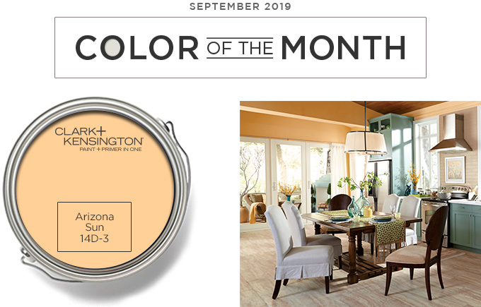 Color of the Month - august 2019 - Pure Joy