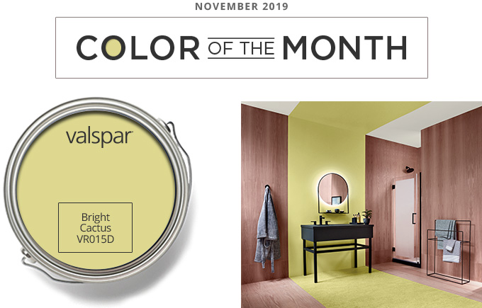 Color of the Month - November 2019