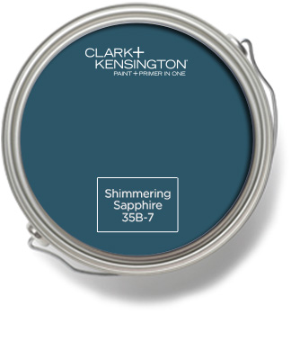 Shimmering Sapphire by Clark+Kensington