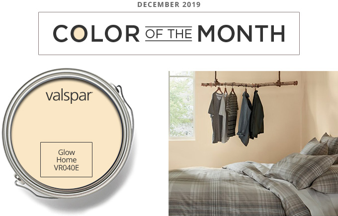 Color of the Month - December 2019 - Glow Home