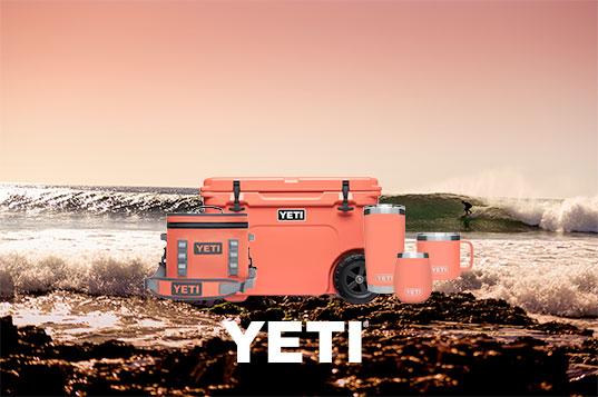 Yeti New Arrivals