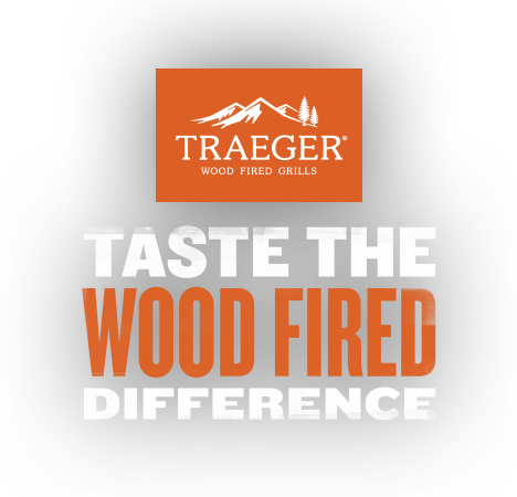 Traeger - Taste the wood fired difference