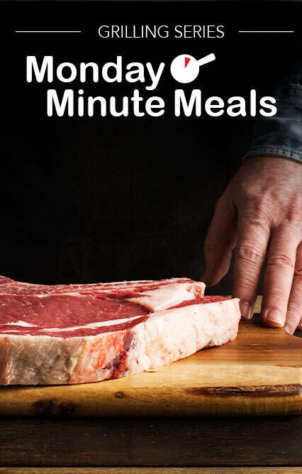 Monday Minute Meals