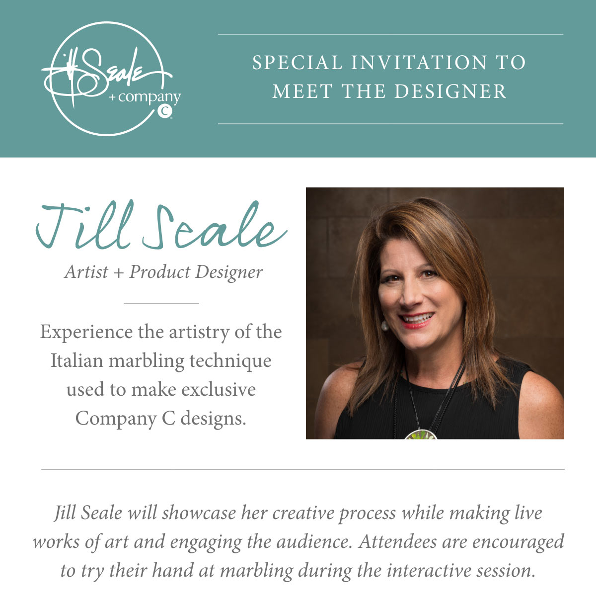 Meet Designer Jill Seale