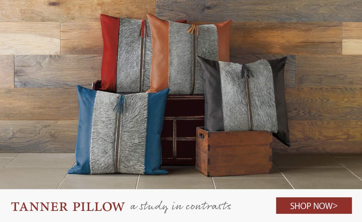 Tanner Pillows