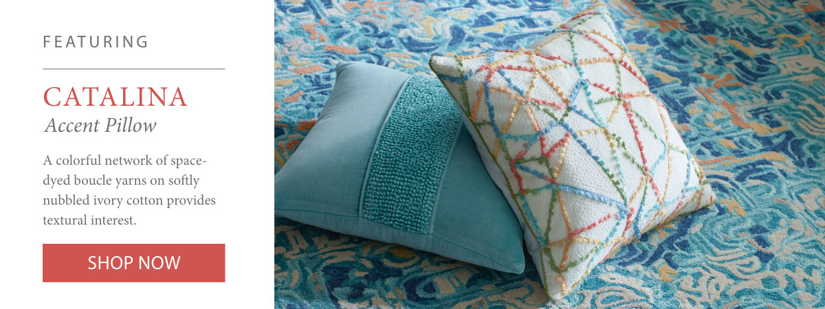 Shop Catalina Pillows