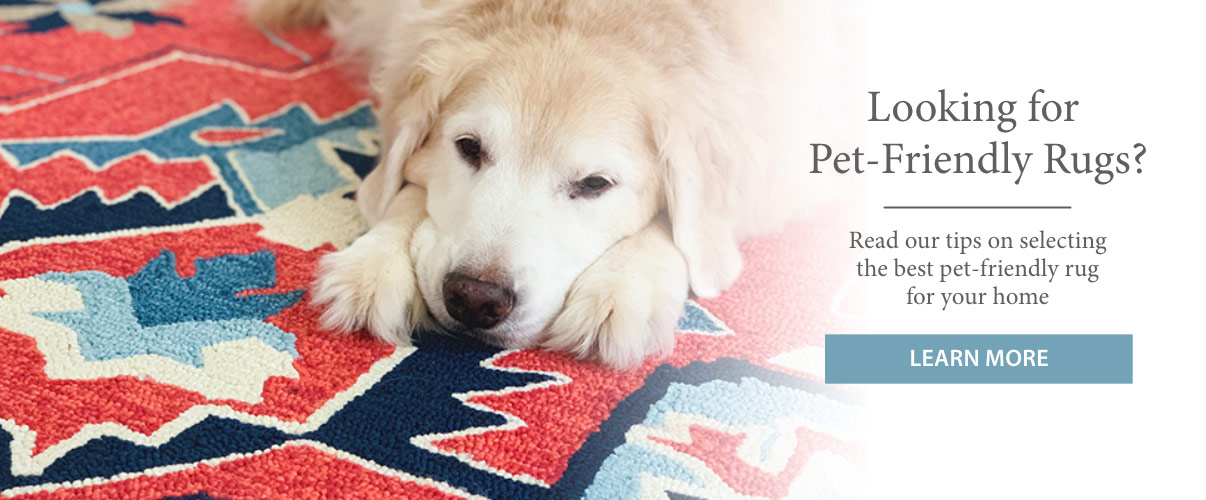 Learn About Pet-Friendly Rugs