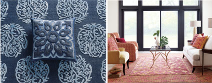 Jacquard Woven Rugs