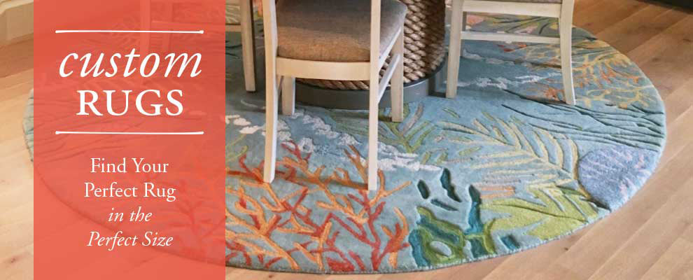 Custom Rugs - Find Your Perfect Rug in the Perfect Size