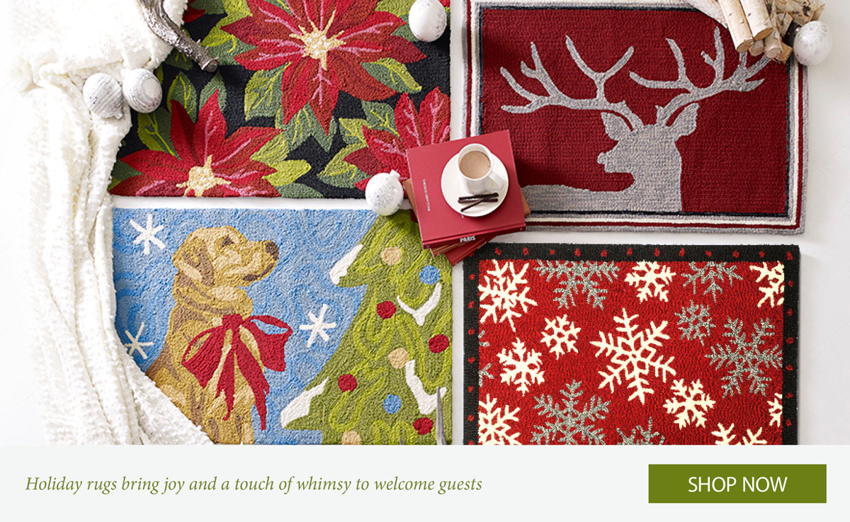 Shop Holiday Rugs