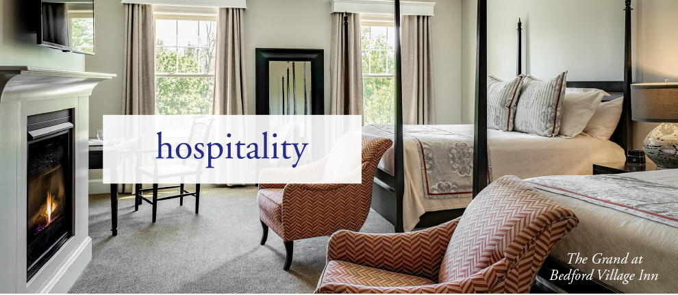 Hospitality: The Grand at the Bedford Village Inn