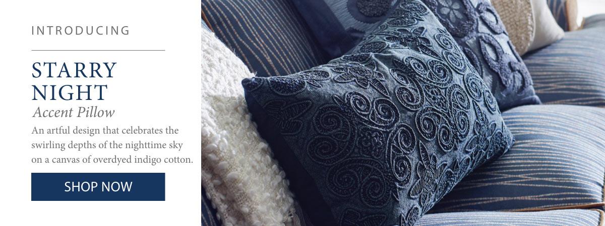 Shop Starry Night Pillow