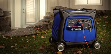 Read Article on USING A PORTABLE GENERATOR FOR HOME BACKUP POWER