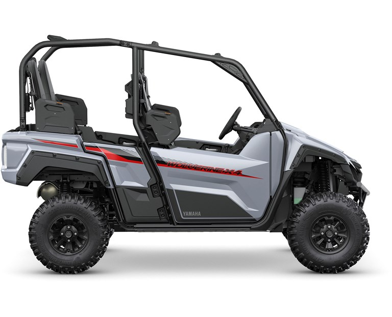 2021 Wolverine X4 850 EPS, color Armour Grey