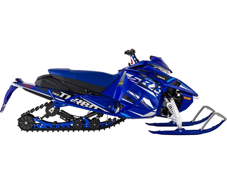 2021 Sidewinder SRX LE, color Yamaha Racing Blue
