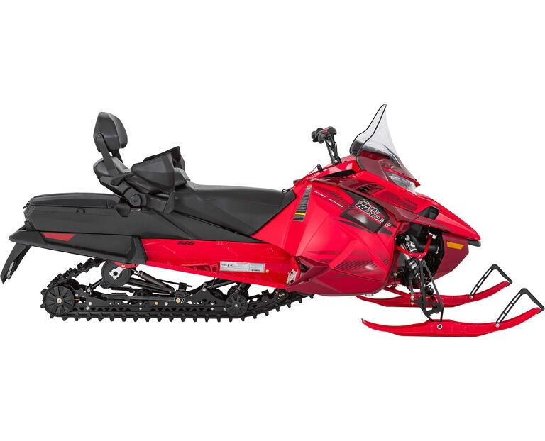 2020 Sidewinder S-TX GT, color Vivid Red