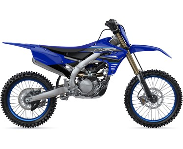 Thumbnail of the 2021 YZ250F