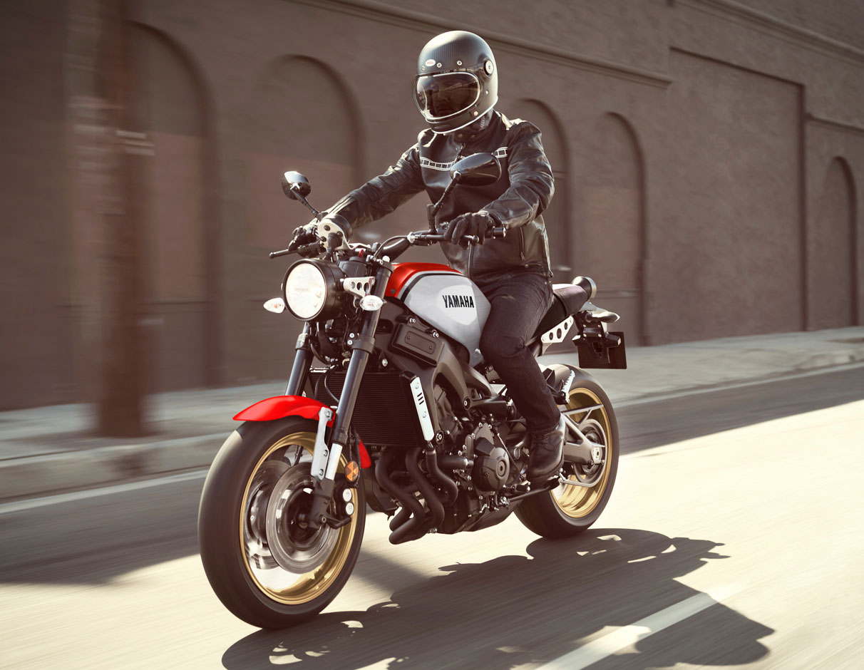 Action image of 2021 XSR900
