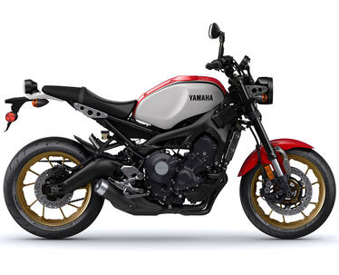 Thumbnail of the 2021 XSR900
