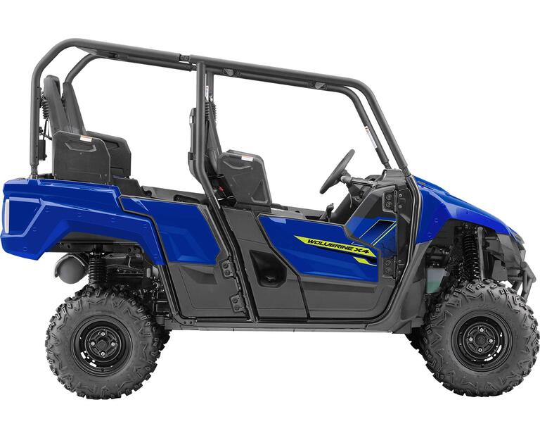 2020 WOLVERINE X4 EPS, color Blue