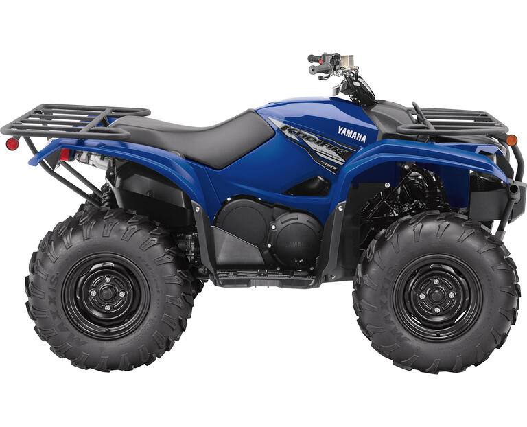 2021 KODIAK 700, color Yamaha Blue