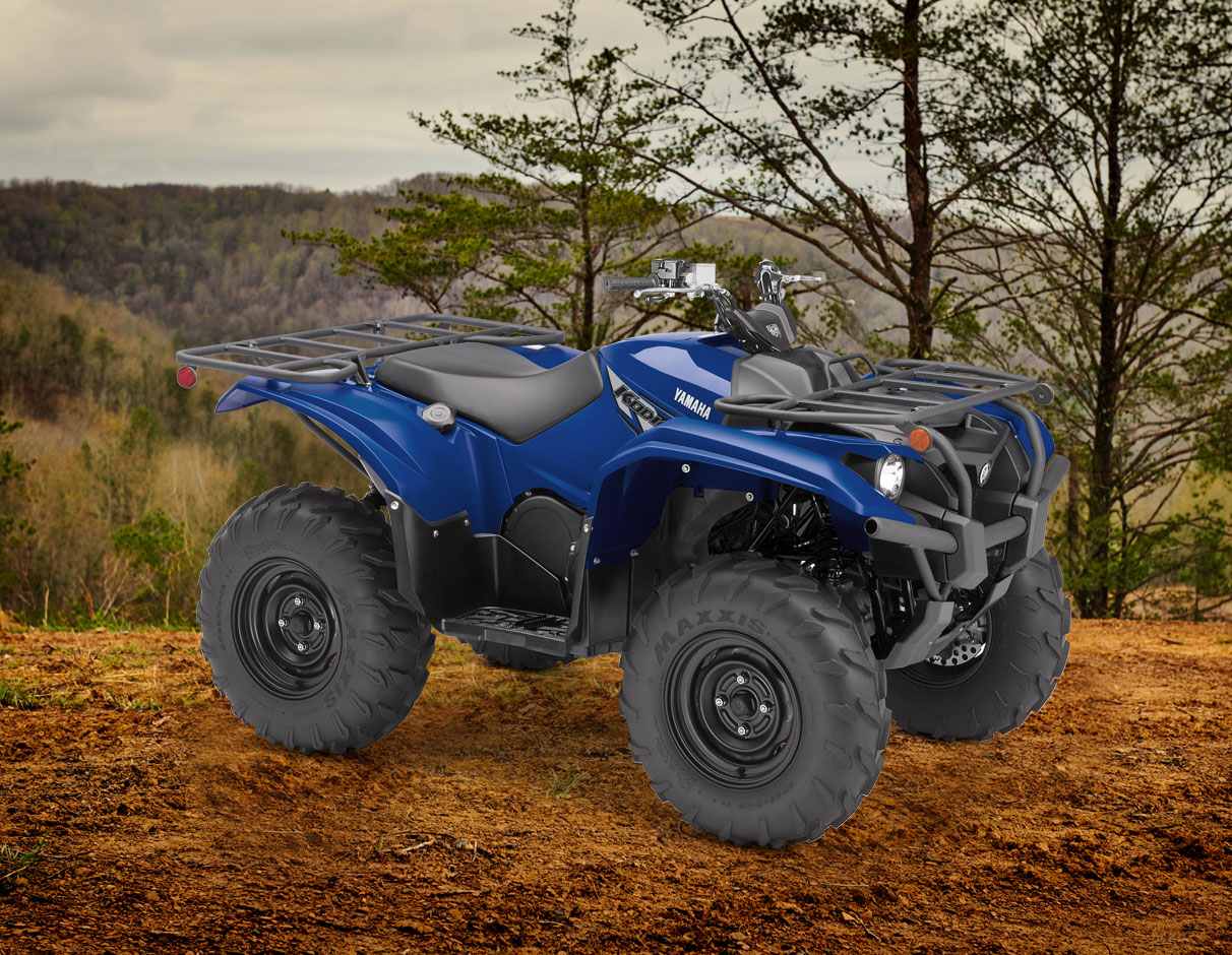 Action image of 2021 KODIAK 700