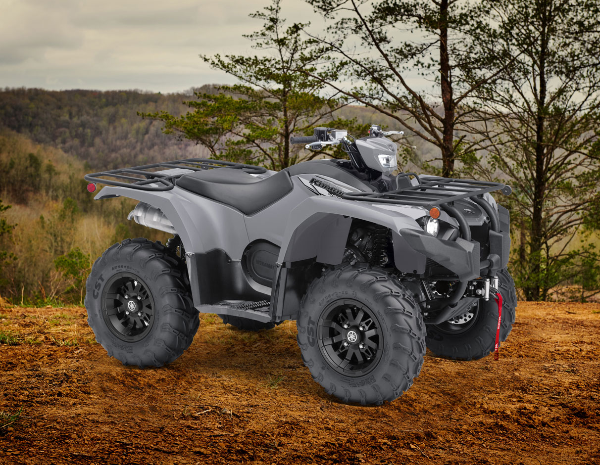 Action image of KODIAK 450 EPS SE 2021