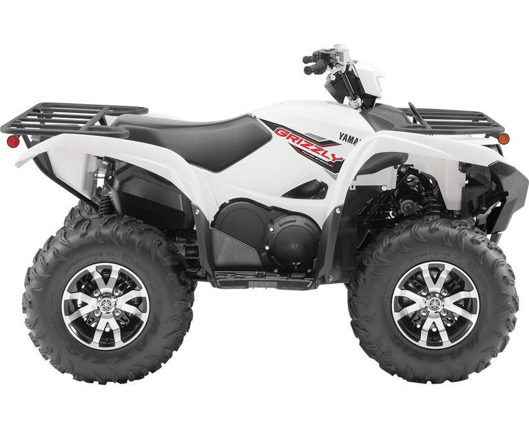 2020 GRIZZLY EPS, color Bluish White