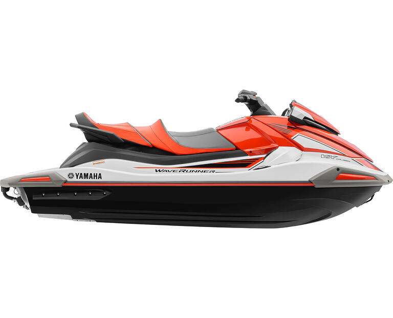 2021 VX CRUISER, color White/Lime Green