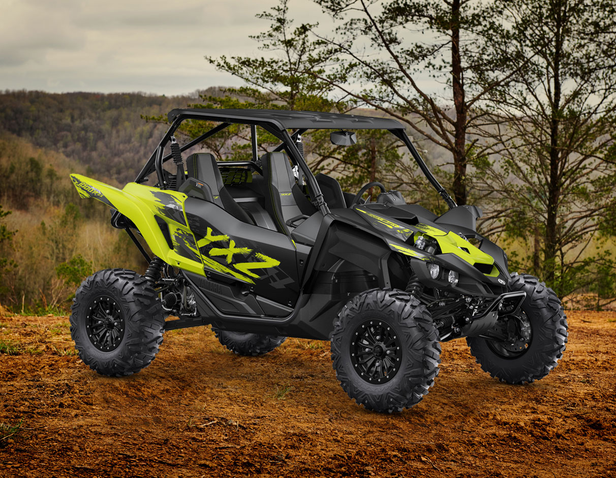 Action image of YXZ1000R SS EPS SE 2021