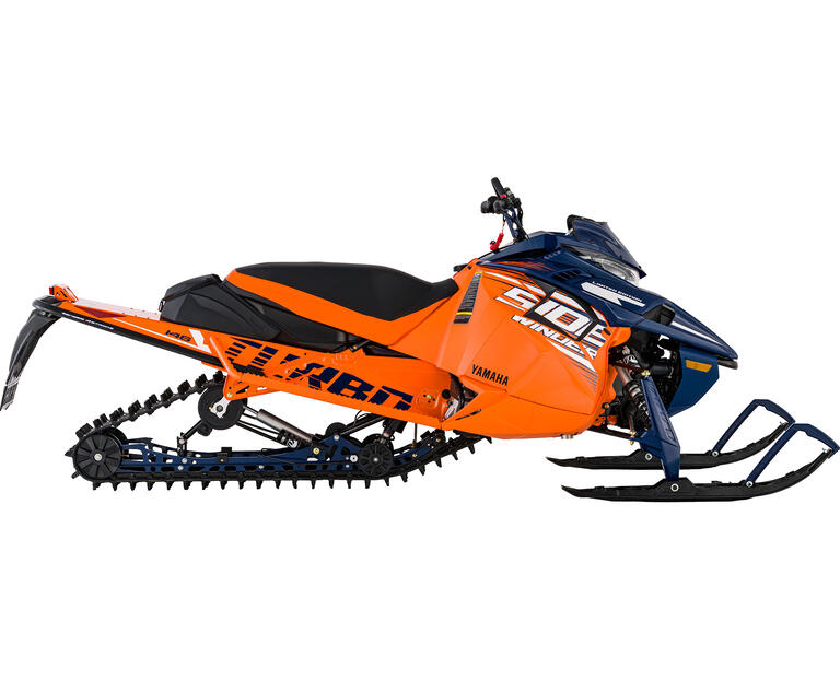 2021 Sidewinder X-TX LE, color Ink Blue/Orange