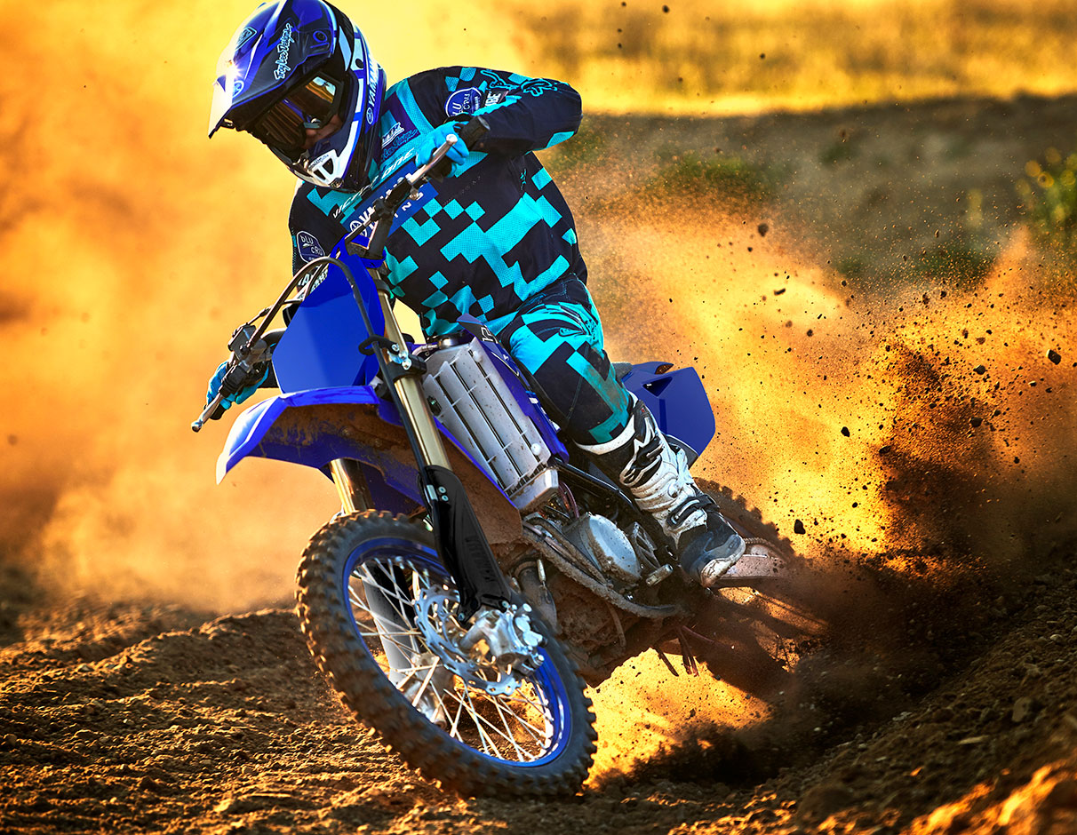 Action image of YZ85 2021