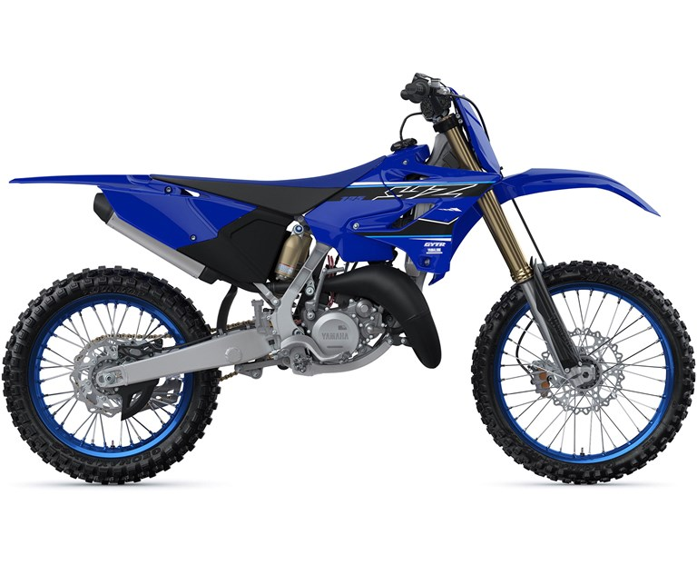 2021 YZ125, color Yamaha Racing Blue
