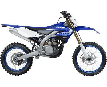 Thumbnail of the 2020 WR450F