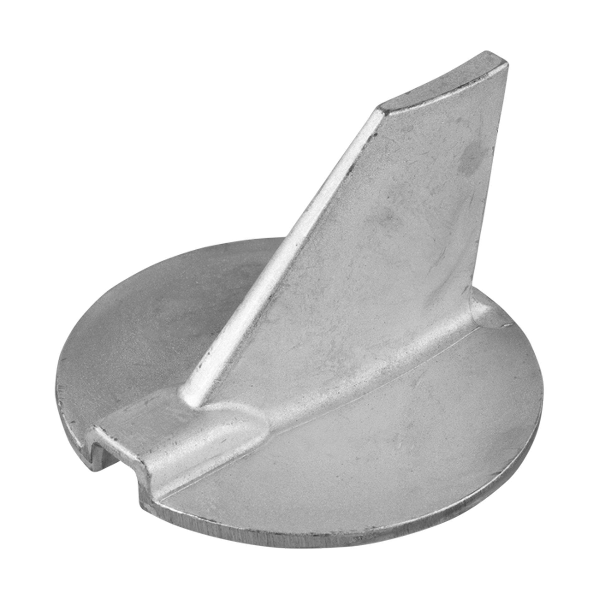Tecnoseal Trim Tab Anode Aluminum Yamaha #01133DXAL