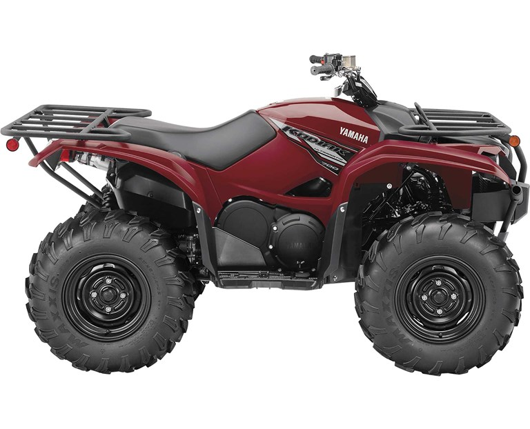 2020 KODIAK 700, color Burgundy