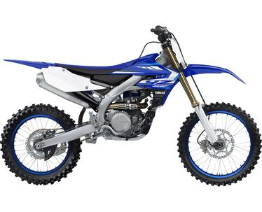 Thumbnail of the 2020 YZ450F