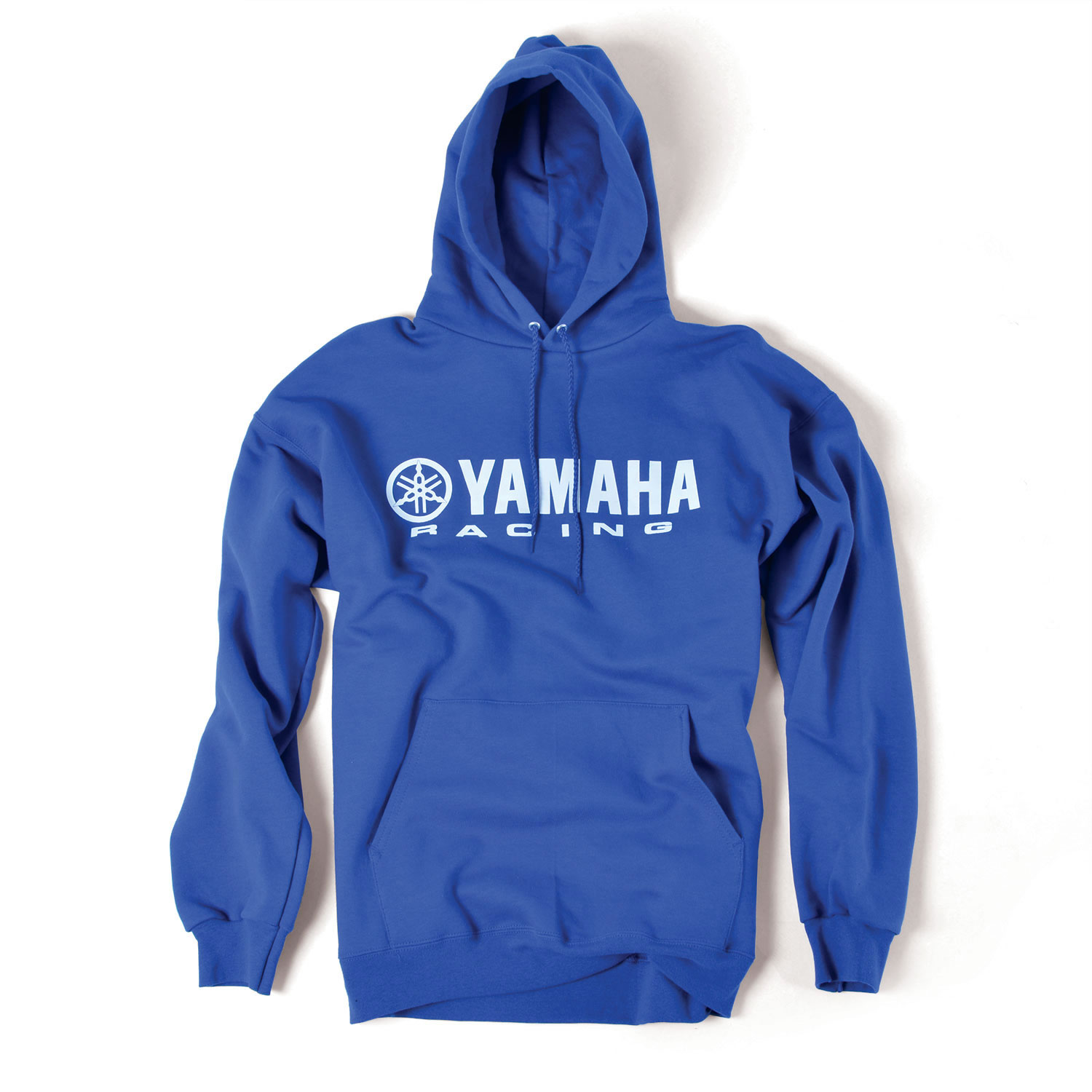 X-Large Factory Effex Youth Yamaha Racing Hoody Blue