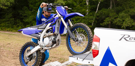 Read Article on Dirt Bike 101: Loading and Transportation