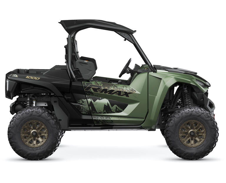 2021 Wolverine® RMAX™2 1000 EPS SE, color Covert Green